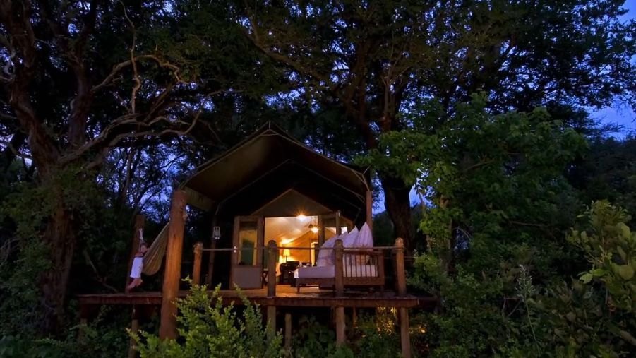 Luxury accommodation creature comforts africa tour and travel holiday