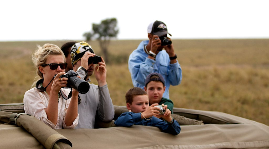 african wildlife safari holidays packages and tours from australia