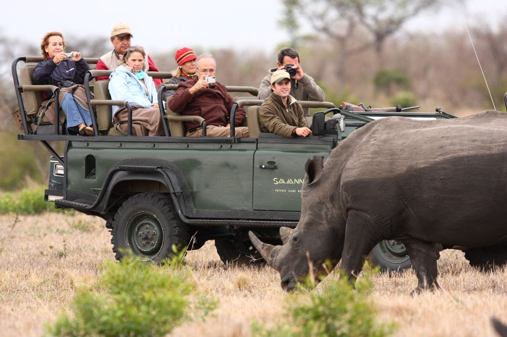 photographers on african safari