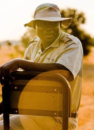 Sabi Sabi Kruger National Park African Safari tracker